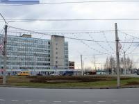 Транспортное кольцо на пересечении проспектов Мира и Яковлева
