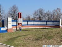 Стела погибшим алатырцам в Великой Отечественной войне