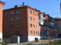 Дом 13 по улице П.Лумумбы
