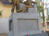 Памятник Ленину и Горькому