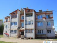 Дом 17-1 на улице Степанова
