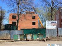 Строительство многоквартирного жилого дома