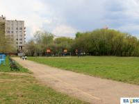 Спортивное поле школы №9