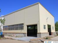 Строительство производственного помещения