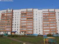 Дом 12 по улице Фруктовая