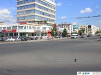 Перекресток улицы Композиторов Воробьевых и Президентского бульвара