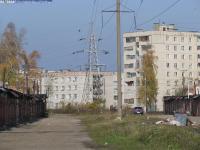 Вид с улицы Фруктовой