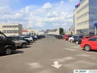 """Парковка перед банком """"ВТБ 24"""""""