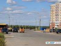 Полукольцевая дорога в Новом городе