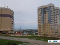 Дома по улице Радужная