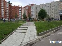 Сквер имени Игоря Петрикова