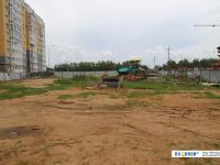 Территория под постройку торгового центра