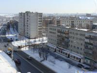Перекресток улиц Энтузиастов и Грасиса