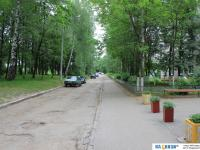 Местный проезд проспекта Иваня Яковлева