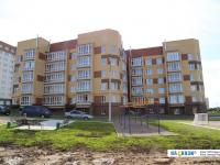 Двор дома Ислюкова 19