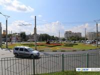 Кольцо на ул. Гладкова