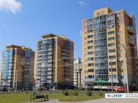 Дома на улице Гладкова