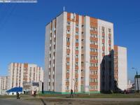 Дома 12-1 и 12 по улице Мате Залка