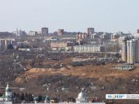 Вид на Радужный микрорайон с высоты, 2015 год