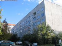 Дом 18 по улице Университетская