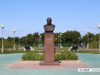 Памятник Глебу Ильенко