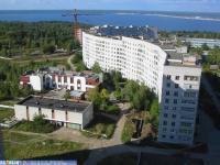 Вид с высоток по ул.Афанасьева