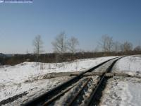 Железная дорога у Кабельного проезда