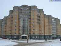 Дом 16 по улице Ислюкова