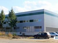 Строительство производственного корпуса