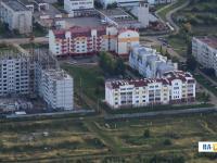 Вид на микрорайон Соляное