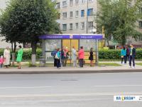 """Остановка """"Улица Хевешская"""""""
