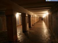 Вечером в подземном переходе