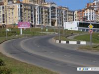 Улица без машин