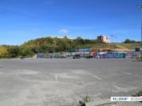 Вторая нижняя парковка Каскада