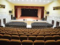 Концертный зал ДК Ухсая