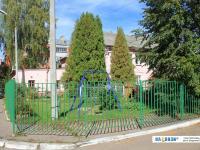 Закрытая детская площадка