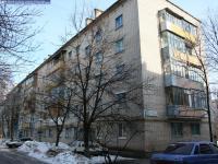 Дом 17 по улице Рихарда Зорге