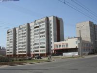 Дом 121 по улице Винокурова