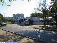 Улица Афанасьева, мини-рынок