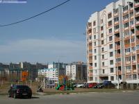 Двор домов по улице Строителей