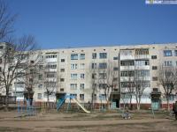 Двор дома 113 по улице Винокурова