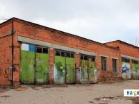 Пустующие гаражи