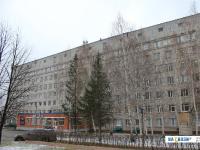 Главный лечебный корпус республиканской больницы