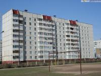 Дом 21 по улице Воинов Интернационалистов
