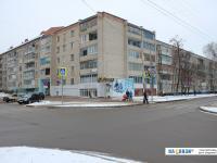 Перекресток улиц Мичмана Павлова и Кривова