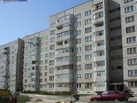 Дом 17 по улице В.Интернационалистов