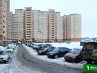 Двор дома 5 по ул. Лукина
