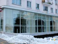 """Пустующее помещение бывшего кафе """"Театральное"""""""