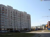 Двор 16 дома по улице Строителей