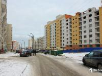 Строительство дома 6 по ул. Байдула
